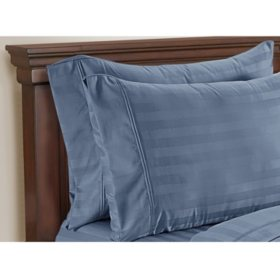 Hotel Premier Collection 650-Thread Count Egyptian Cotton Sheet Set by Member's Mark (Assorted Sizes and Colors)
