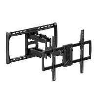 """Member's Mark Full Motion Extended TV Wall Mount with Articulating Dual Swivel Arms for 32""""-90"""" TVs"""