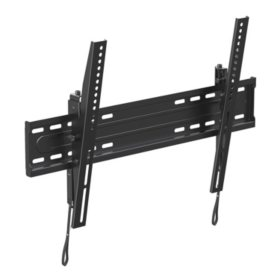 Member's Mark Tilting TV Wall Mount with Low Profile and Levelling Design for 32-90 inch TVs
