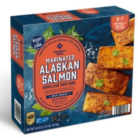 Member's Mark Wild Caught Seasoned Salmon (2.25 lbs.)