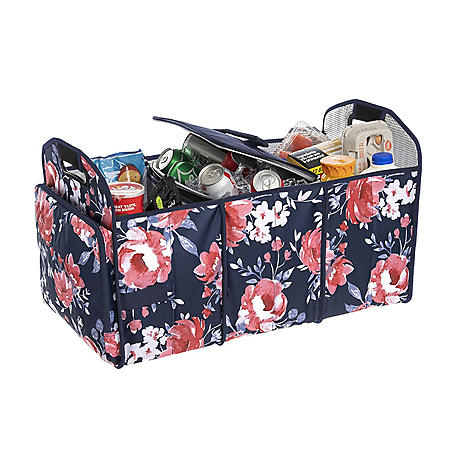 Member's Mark Trunk Organizer with Removable Cooler (Assorted Colors)