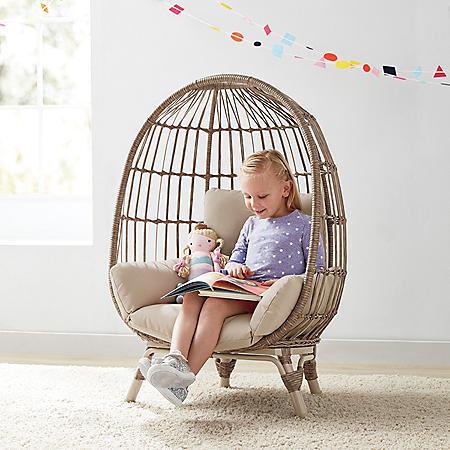 Member's Mark Kids' Egg Chair - Choose Your Color