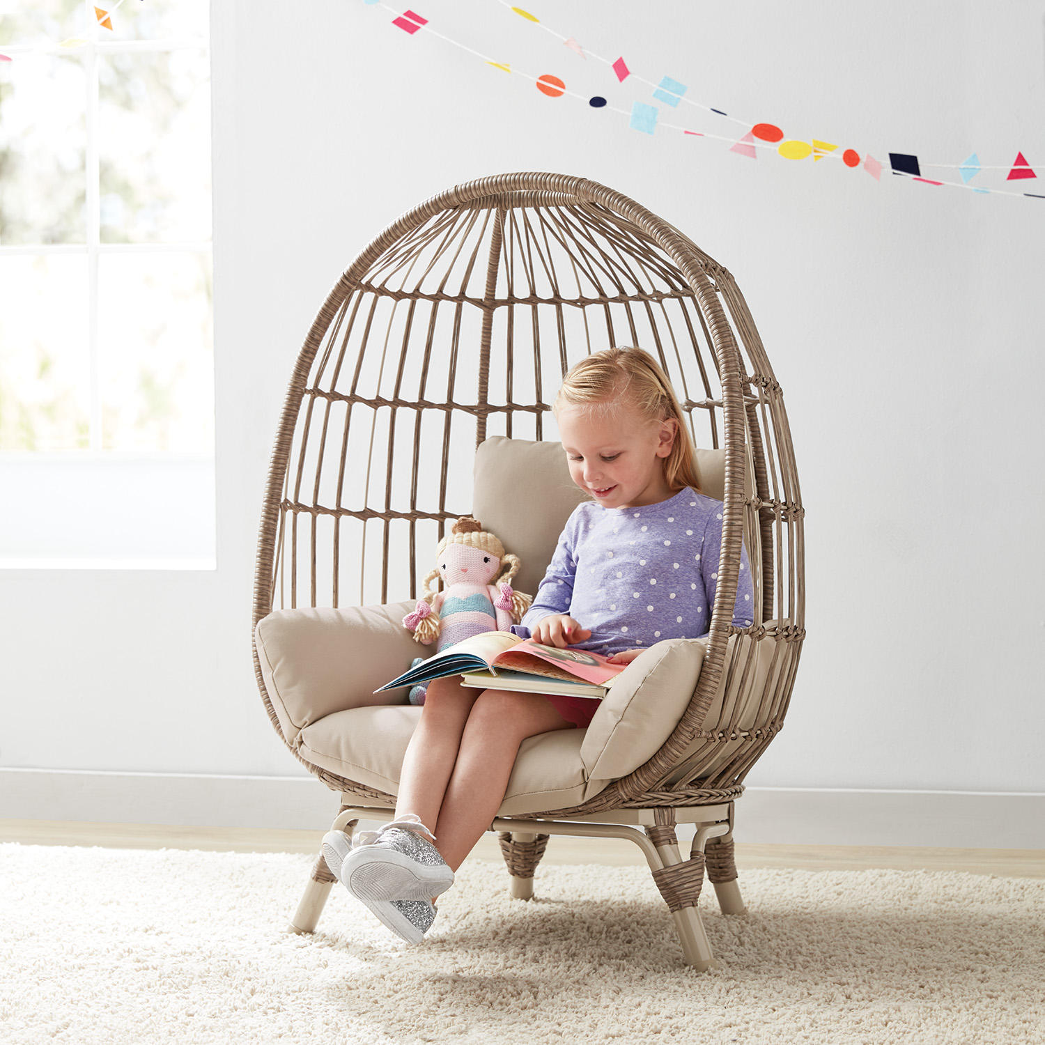 Member's Mark Kids' Egg Chair