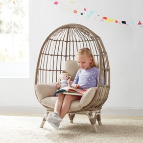 Member's Mark Kids' Egg Chair - Choose Your Color