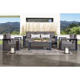 Member's Mark Adler 4-Piece Seating Set