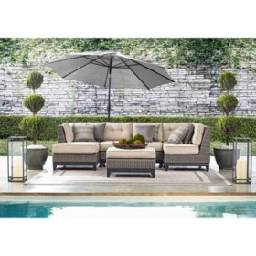 Member's Mark Altamont 4-Piece Sectional Set