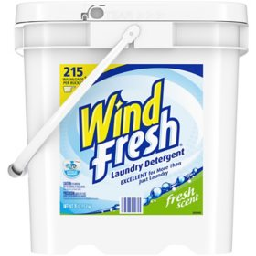 WindFresh Powder Laundry Detergent, Original (35 lbs., 215 loads)