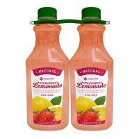 Member's Mark Strawberry Lemonade (52 fl. oz., 2 pk.)