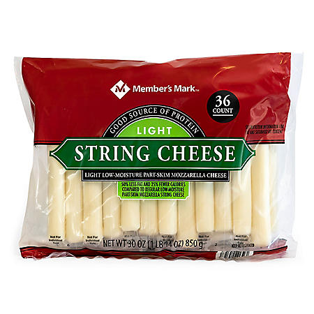 Member's Mark Light String Cheese (36 ct.)