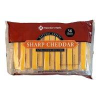 Member's Mark Sharp Cheddar Cheese Sticks (36 ct.)