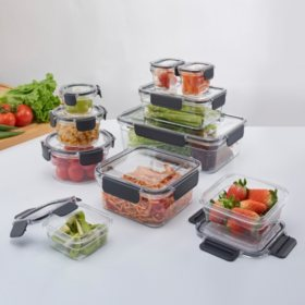 Member's Mark 20-Piece Tritan Food Storage Set