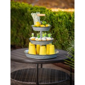 Member's Mark 3-Tier Galvanized Stand