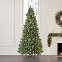 Member's Mark 9' Color-Changing Virginia Pine Christmas Tree