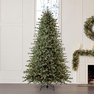 Member S Mark 9 Linden Spruce Christmas Tree Sam S Club