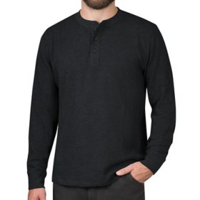 Member's Mark Men's Thermal Henley