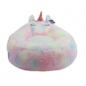 Member's Mark Plush Bean Bag Lounger