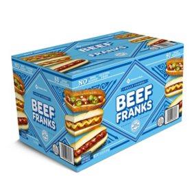 Member's Mark Frozen Beef Franks (10 lbs.)