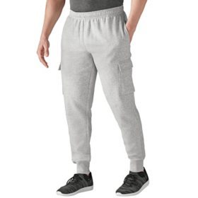 Member's Mark Men's Fleece Cargo Jogger