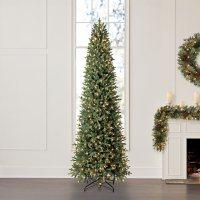 Member's Mark 9' Dawson Pine Quick Set Simple Shape Artificial Christmas Tree