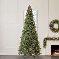Member's Mark 12' Virginia Quick-Set Simple Shape Artificial Christmas Tree