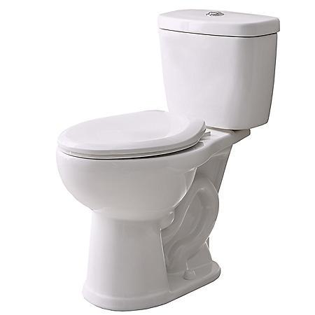 Member's Mark 2-Piece High-Efficiency Dual-Flush Toilet