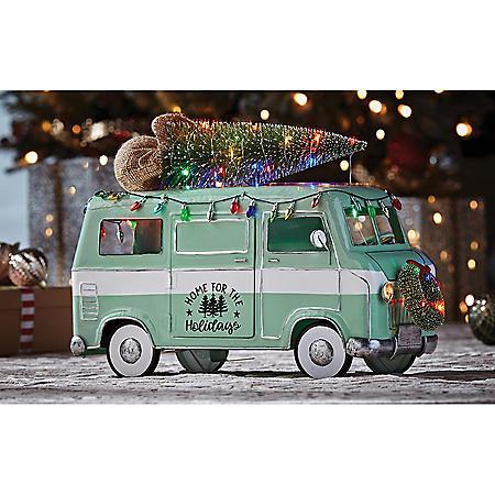 Member's Mark Pre-lit Holiday Van