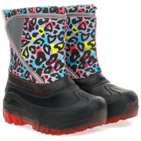 Member's Mark Kids Light-Up Snow Boots