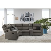 Member's Mark Turner 3-Piece Reclining Sectional, Assorted Colors