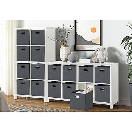 Members Mark 2-in-1 8-Cube Room Divider
