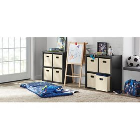 Members Mark 2-in-1 8-Cube Room Divider