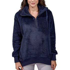 Member's Mark Women's Sherpa Pullover