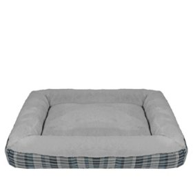 "Member's Mark Bolster Sleeper Pet Bed, 27"" x 36"" (Choose Your Color)"