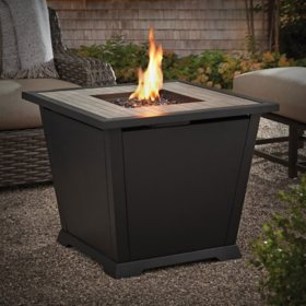 "Member's Mark 30"" LP Tile Top Fire Pit"