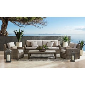 Member's Mark Halstead 4-Piece Seating Set