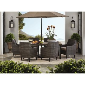 Member's Mark Athena 7-Piece Dining Set