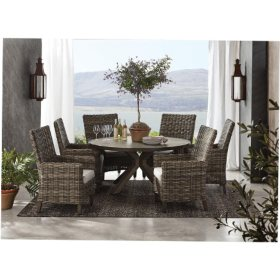 Member's Mark Halstead 7-Piece Dining Set