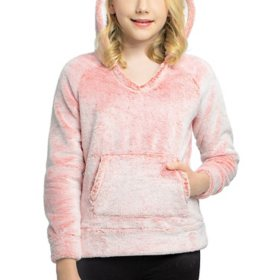 Member's Mark Girls' Cuddly Plush Top