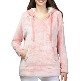 Member's Mark Women's Plush Hoodie