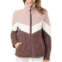 Deals List: Members Mark Ladies Full Zip Sherpa Jacket