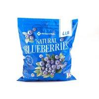 Member's Mark Natural Blueberries, Frozen (64 oz.)