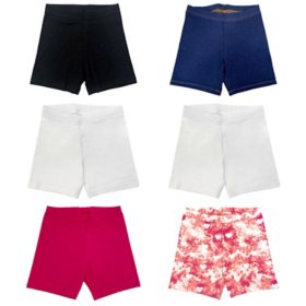 Member's Mark Girl's 6pk Cartwheel Short