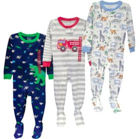 Member's Mark Boy's 3pc Pajama Set