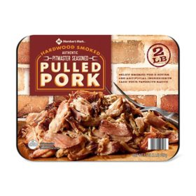 Member's Mark Smoked Pulled Pork (2 lbs.)
