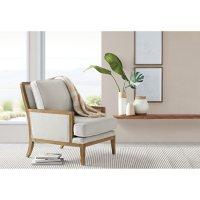 Member's Mark Savannah Accent Chair, Cream Upholstery