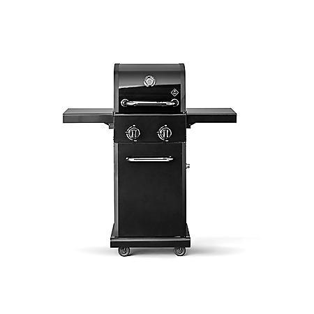 Member's Mark 2-Burner Gas Grill with Folding Side Shelves