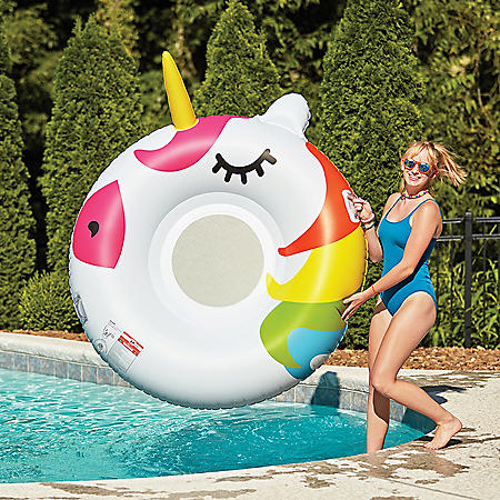 """Member's Mark 56"""" Animal Tube Pool Float"""