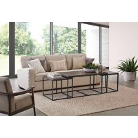 Deals on Members Mark Ryder Nesting Coffee Table Set