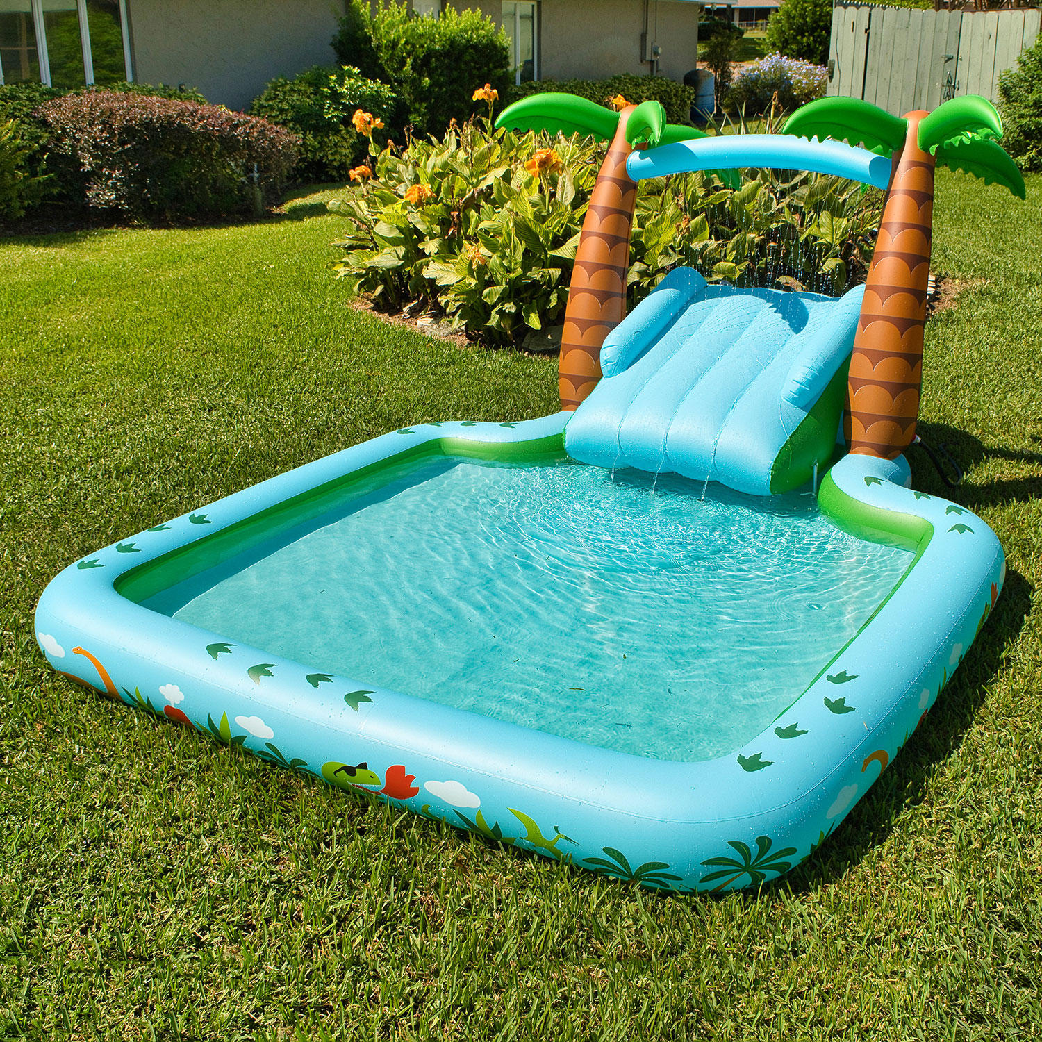 Member's Mark Novelty Pool with Slide! .98 at Sam's Club!