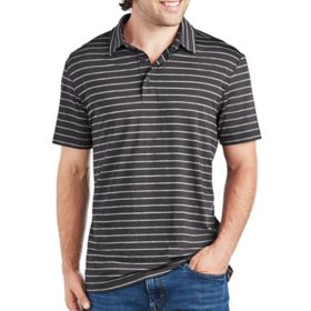 Member's Mark Men's Stripe Performance Polo