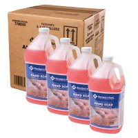 Member's Mark Commercial Antibacterial Hand Soap, 1 gal. (Choose Pack Size)